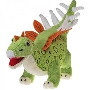 Stegosaurus Softimals Toy Dinosaur