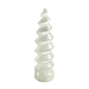 Selenite Unicorn Horn 180mm