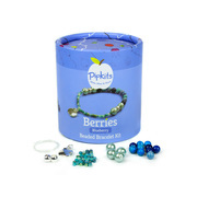 Pipkits Blueberry Berries Beaded Bracelet Kit