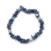 Kyanite Chip Bracelet