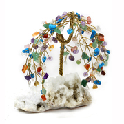"5"" Gem Tree Mixed Gemstone"