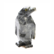Soapstone Penguin Carving 65mm