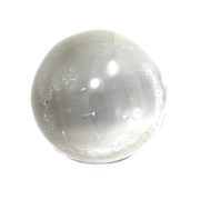 Selenite Crystal Sphere 70-80mm