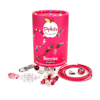 photo of Pipkits Raspberry Berries Trio Kit