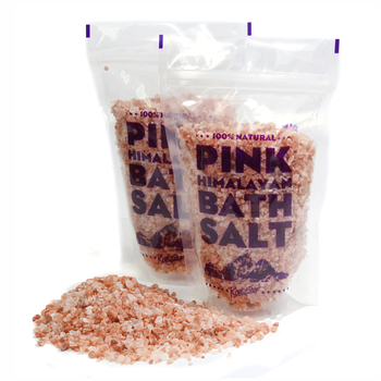 photo of Himalayan Pink Bath Salt 500g