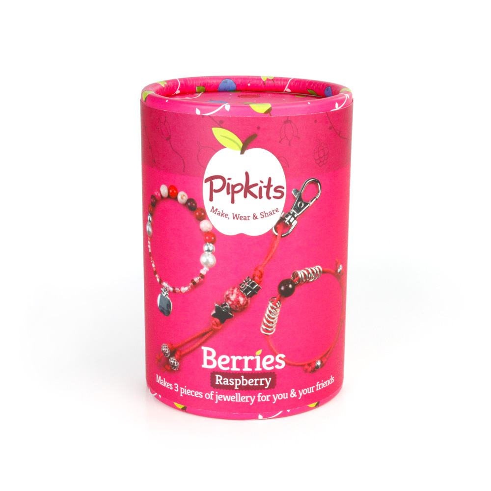 Berries Trio Pipkits Raspberry Kit
