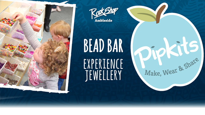 experience jewellery with the rock shops bead bar